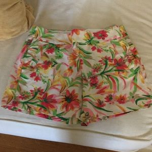 Like New J. Crew Factory shorts 5 inch